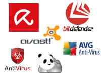 เว็บไซต์สำเร็จรูป ninenic-แนะนำโปรแกรม antivirus ยอดนิยม